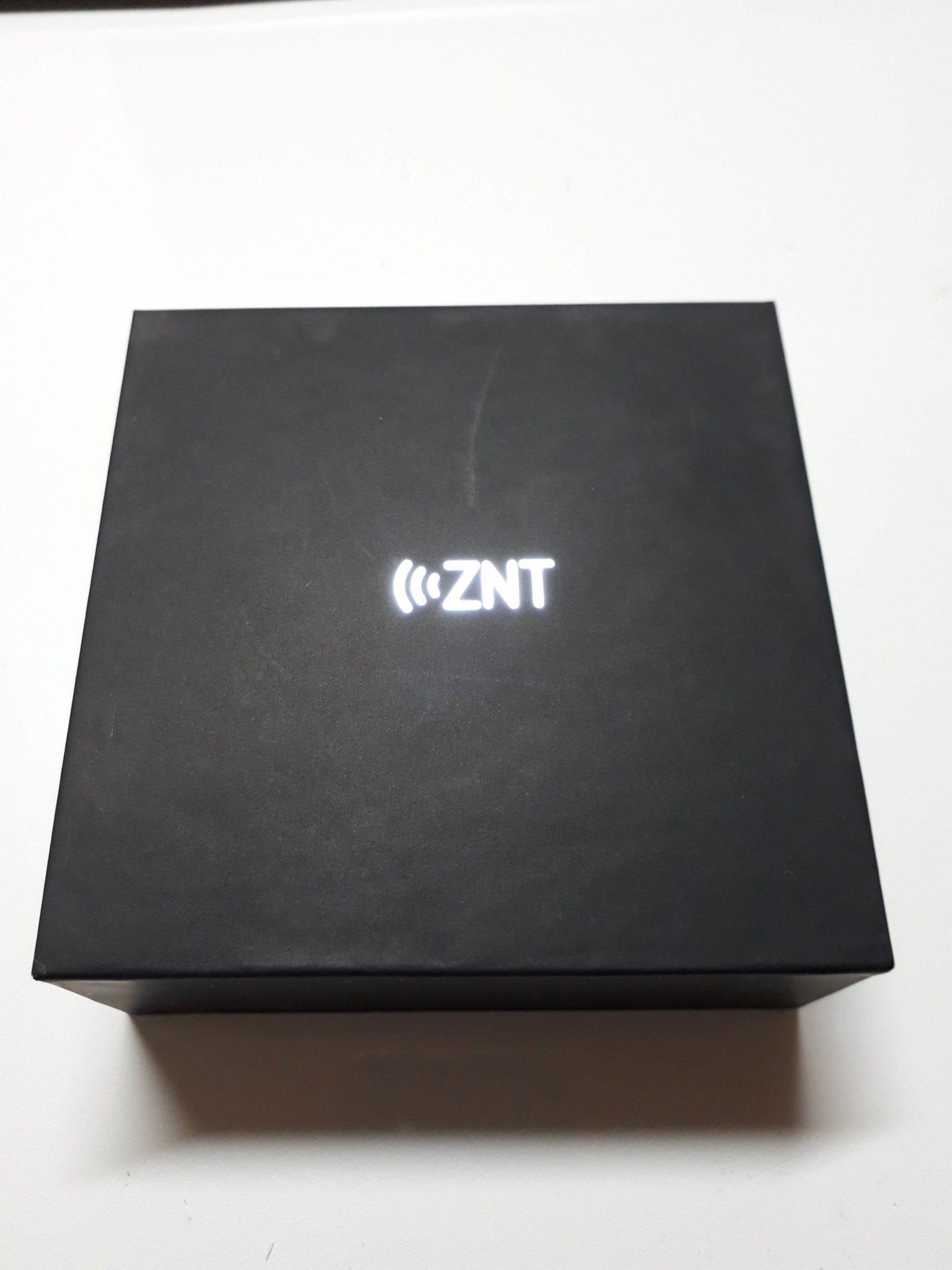 ZNT Airfits 完全ワイヤレスイヤホン